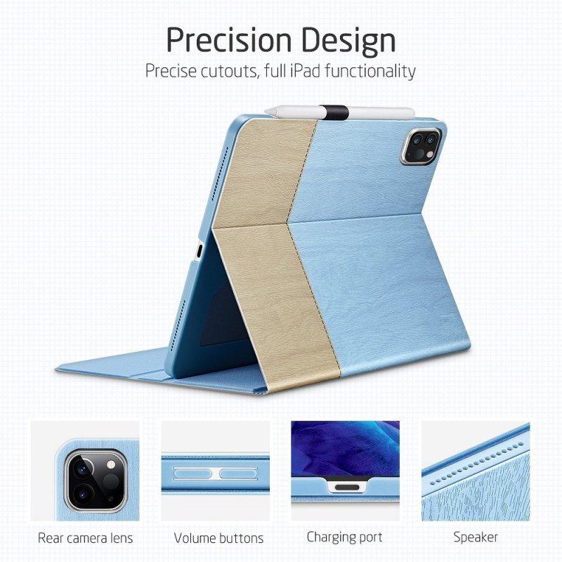 "Futerał ESR Urban Premium Sky do iPad PRO ( 12.9"" ) 2018 / 2020"