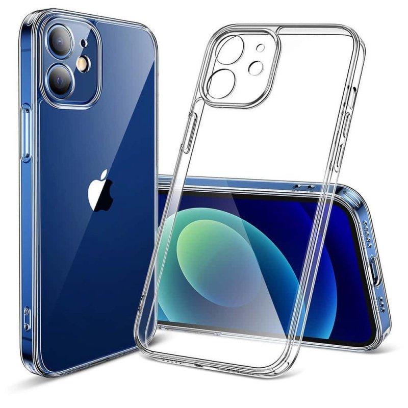 Futerał Back Case Ultra Slim 0,5mm do IPHONE 12 MINI