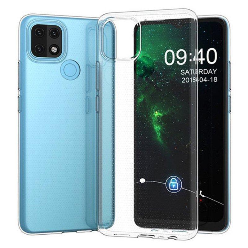 Futerał Back Case Ultra Slim 0,5mm do OPPO A51