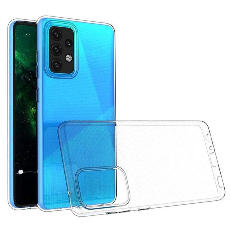 Futerał Back Case Ultra Slim 0,5mm do SAMSUNG Galaxy A52 5G / A52 LTE ( 4G ) / A52S