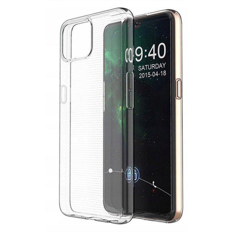 Futerał Back Case Ultra Slim 0,5mm do OPPO A73