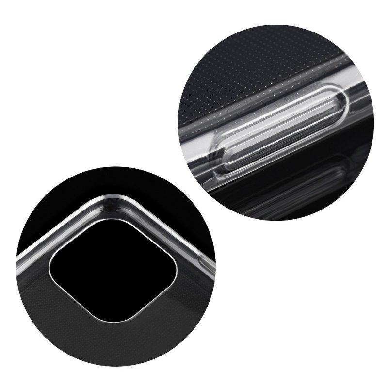 Futerał Back Case Ultra Slim 0,3mm do SAMSUNG Galaxy S21 Ultra transparent