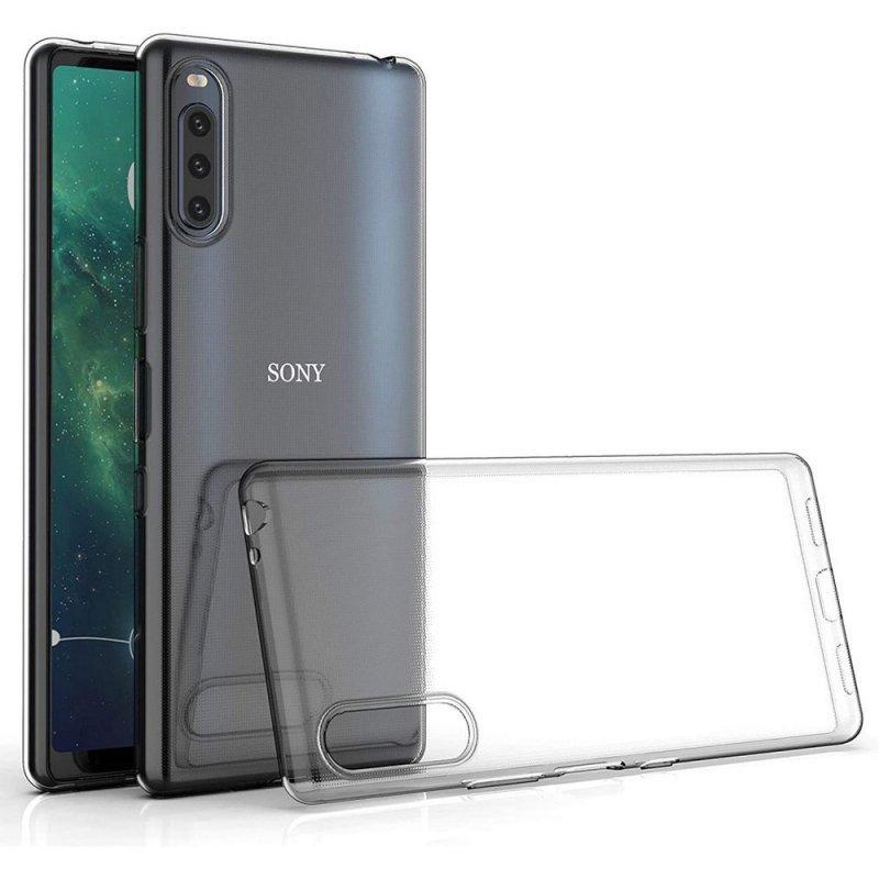 Futerał Back Case Ultra Slim 0,5mm do SONY Xperia L4