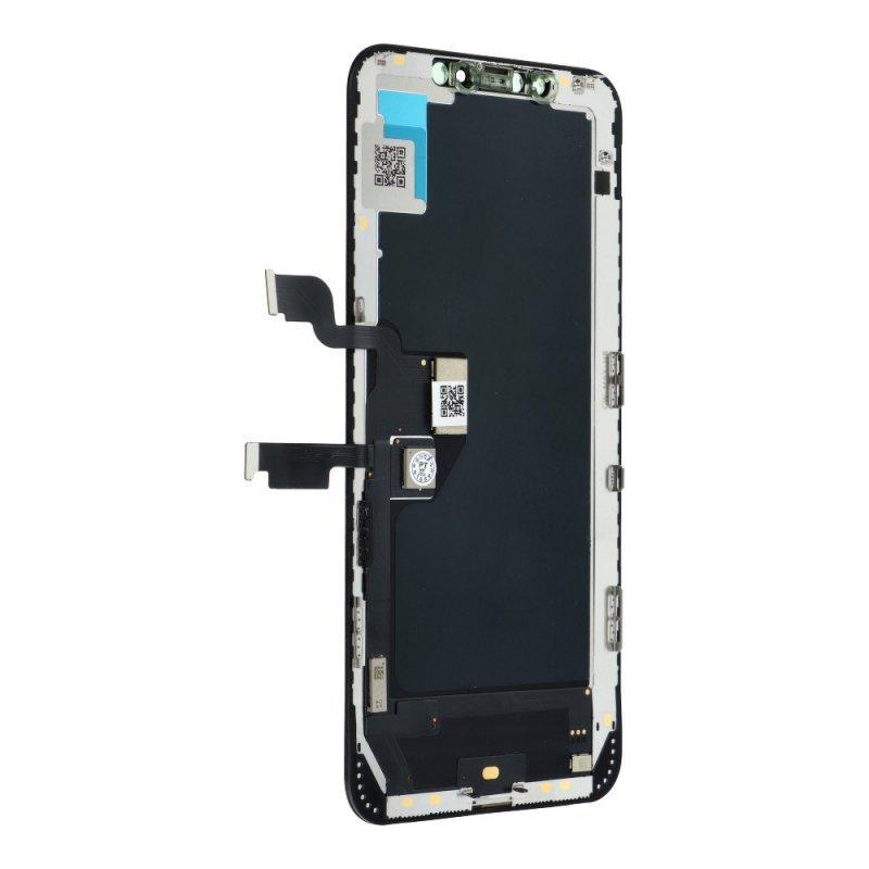 Wyświetlacz do iPhone Xs Max  z ekranem dotykowym czarnym (HiPix OLED)