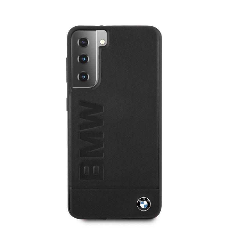 Oryginalne Etui BMW Hardcase BMHCS21MSLLBK do Samsung S21 Plus czarny