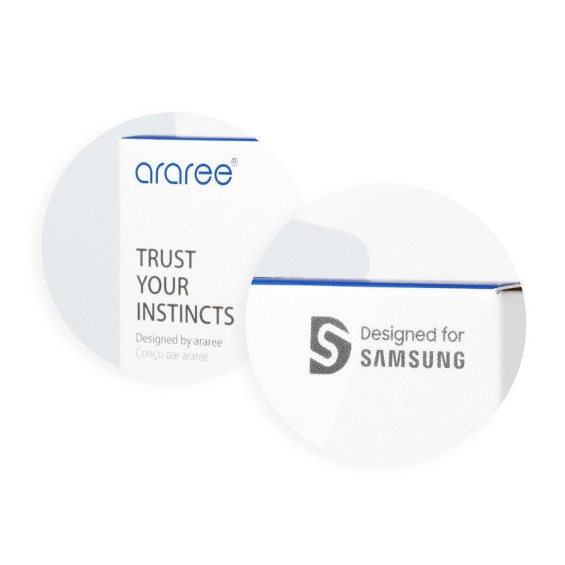 Futerał ARAREE A - cover do SAMSUNG A50 transparent
