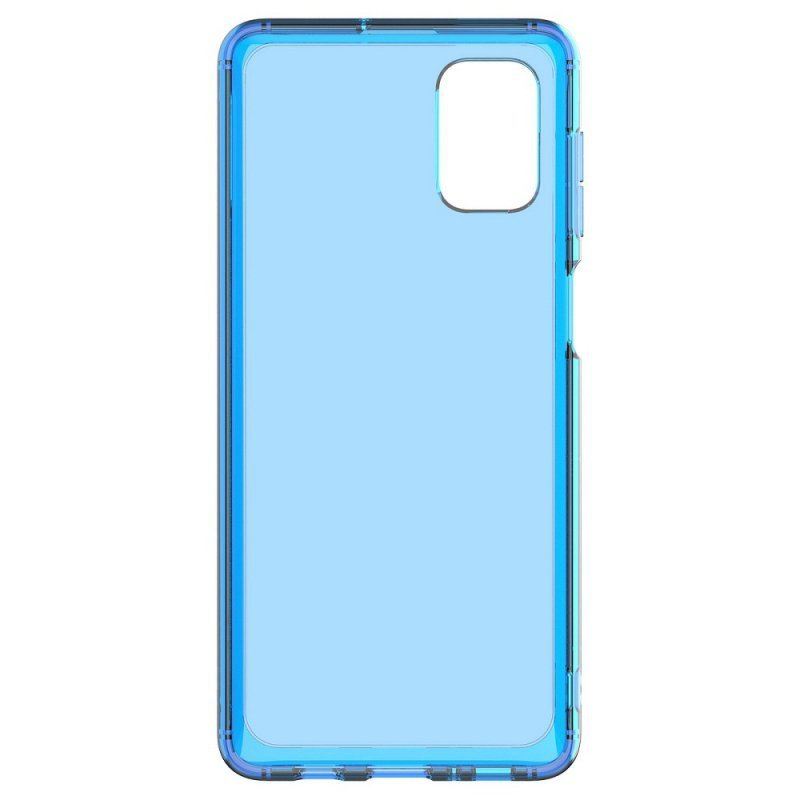 Futerał ARAREE M - cover do SAMSUNG M51 niebieski