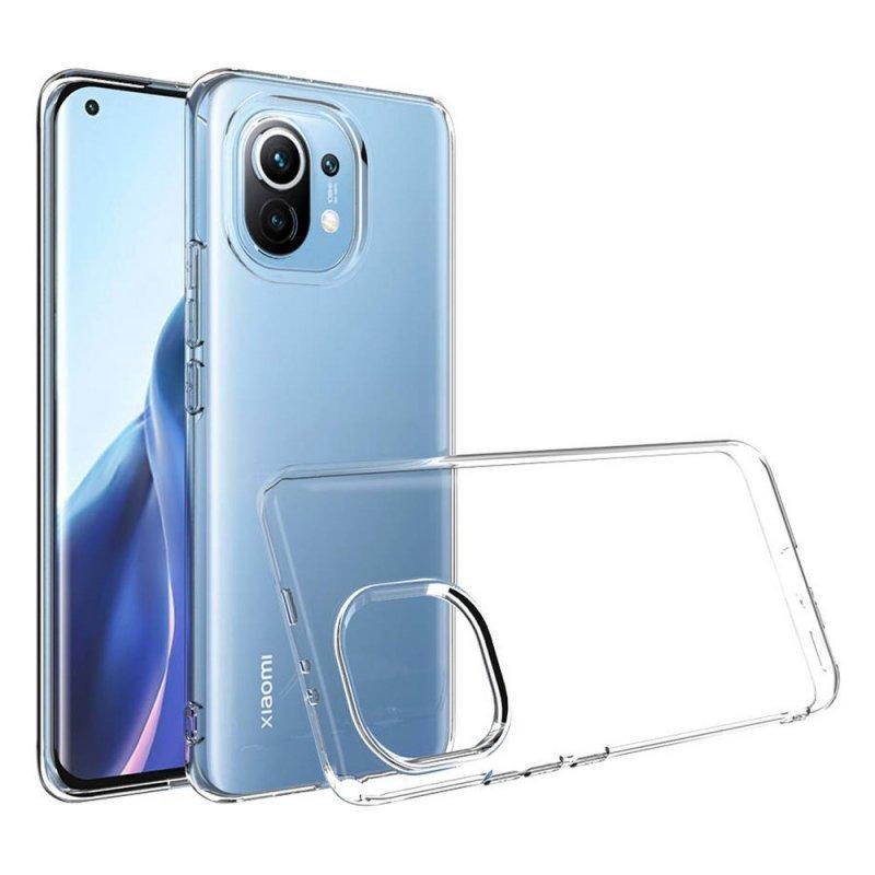 Futerał Back Case Ultra Slim 0,5mm do XIAOMI Mi 11