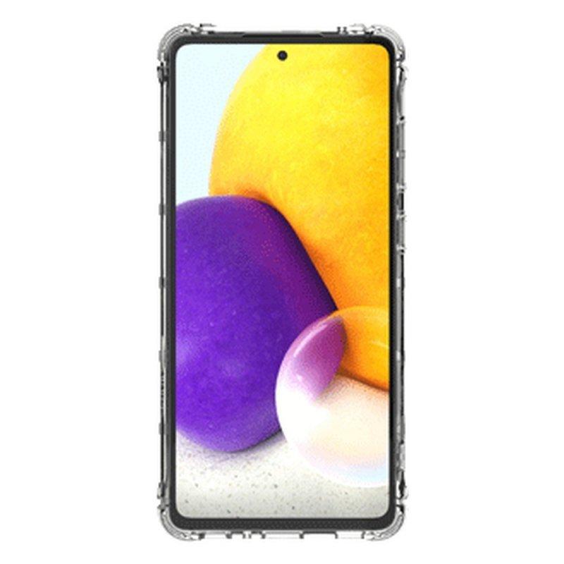 Futerał ARAREE Mach do SAMSUNG A72 LTE ( 4G ) transparent