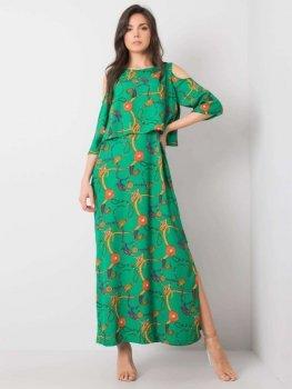 Sukienka-CHA-SK-0572.37P-zielony