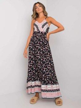 Sukienka-DHJ-SK-13580.30-czarny