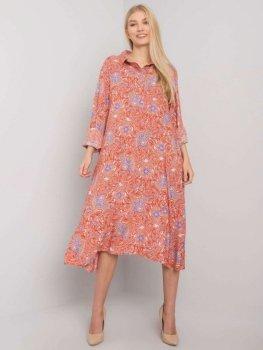 Sukienka-EM-SK-2909-1.10P-ciemny pomarańczowy
