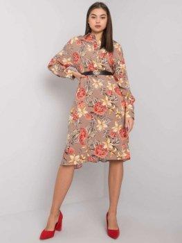 Sukienka-EM-SK-2909-3.37-ciemny bezowy