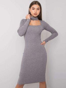 Sukienka-TW-SK-BI-ZS5178.84-szary