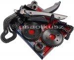 Rozrząd kpl łańcuchy ślizgi koła zębate oraz napinacze Dodge Intrepid 2,7 V6 2000-2002