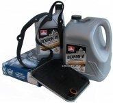 Filtr oraz olej Dextron-VI automatycznej skrzyni biegów Chrysler New Yorker 1994-1995