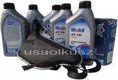 Filtr oraz olej skrzyni biegów Mobil ATF320 Buick Skylark