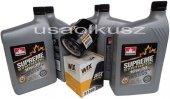 Filtr oleju oraz syntetyczny olej MOPAR 10W30 Dodge Stratus 16V