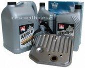 Filtr oraz olej Dextron-VI automatycznej skrzyni biegów Dodge Dakota 1998-2003