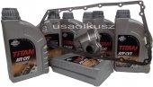 Olej ATF CVT oraz filtr skrzyni Jeep Patriot