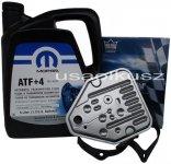 Olej MOPAR ATF+4 oraz filtr automatycznej skrzyni 3SPD Dodge Neon