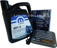 Olej MOPAR ATF+4 oraz filtr automatycznej skrzyni 4SPD Dodge Neon