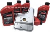 Filtr olej Motorcraft Mercon LV skrzyni biegów Mercury Milan 3,0 V6 2010-2011