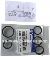 Uszczelki obudowy filtra oleju Dodge Charger 3,6 V6 2014-