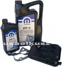 Filtr olej MOPAR ATF+4 skrzyni biegów 42RLE Dodge Dakota 2005-