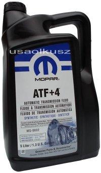 Olej skrzyni biegów MOPAR ATF+4 MS-9602 5l