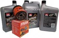Filtr oraz syntetyczny olej 5W30 Chevrolet Suburban 1500 2000-2006