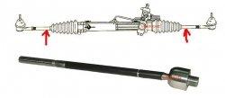 Drążek kierowniczy Saturn LS LW L