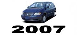 Specyfikacja Dodge Caravan 2007