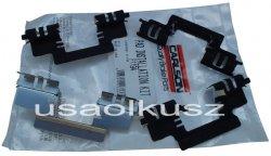 Zestaw montażowy tylnych klocków GMC Sierra 1500 2008-