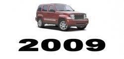 Specyfikacja Jeep Liberty 2009