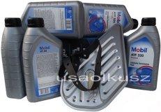 Filtr oraz olej skrzyni Mobil ATF320 Chevrolet Lumina APV 3,1