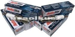 Kpl 6 szt platynowych świec zapłonowych Buick Riviera 1986-1987
