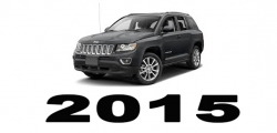 Specyfikacja Jeep Compass / Patriot 2015