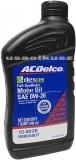 Olej silnikowy 0W-20 Dexos2 Full Synthetic ACDelco