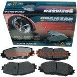 Przednie CERAMICZNE klocki hamulcowe Toyota RAV4 2006-
