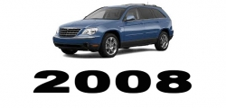 Specyfikacja Chrysler Pacifica 2008