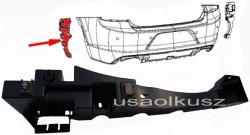 Mocowanie tylnego zderzaka lewe dolne Dodge Charger 2015-