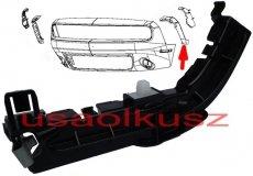 Ślizg błotnika mocowanie zderzaka przedniego lewe Dodge Challenger