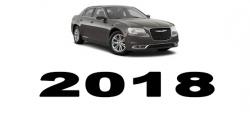 Specyfikacja Chrysler 300C 2018