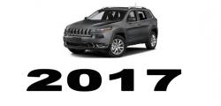 Specyfikacja Jeep Cherokee 2017