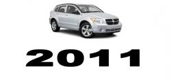 Specyfikacja Dodge Caliber 2011
