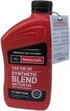 Syntetyczny olej silnikowy Motorcraft 5W30 1l Ford x