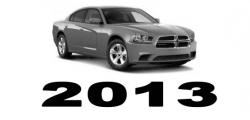 Specyfikacja Dodge Charger 2013