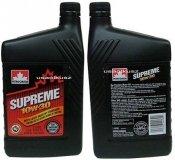 Olej silnikowy mineralny SUPREME 10W30 1l