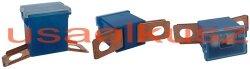 Bezpiecznik samochodowy kostkowy męski boczny JAPVAL FUSE MALE 48 100A
